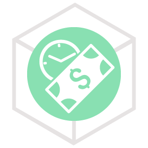 rental resources - pay rent icon